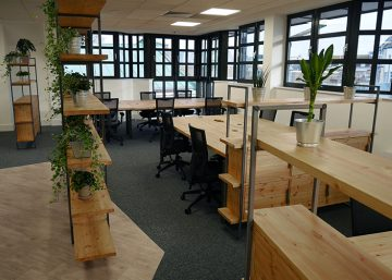 Coworking vs Serviced Offices