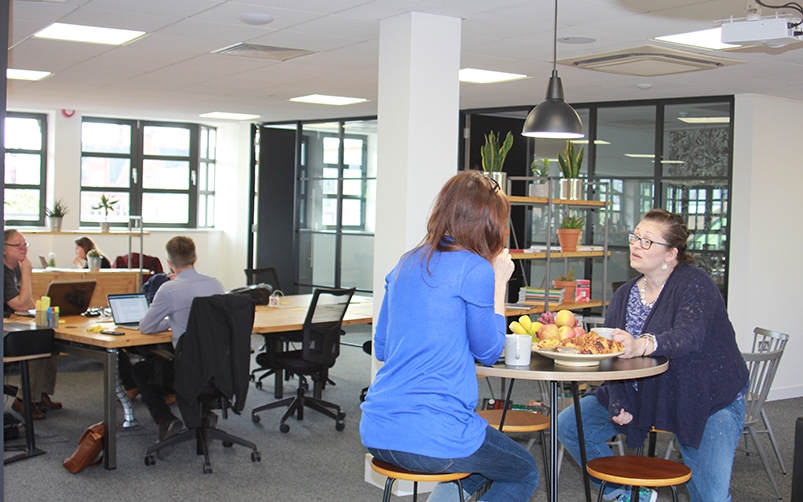 benefits of coworking
